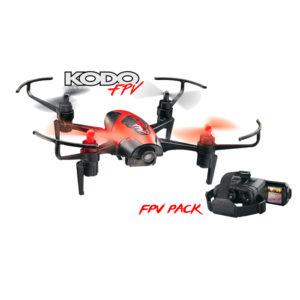 Dron con cámara FPV- Manolos Hobbies