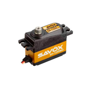 Savox SH1250MG Micro Digital Servo- Manolos Hobbies
