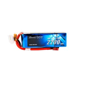 Gens ACE 2200mAh 60C 3S 1P Lipo Battery-Manolos Hobbies