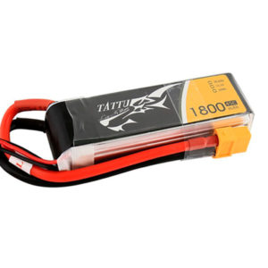 Tattu 1800mAh 45C 3S- Manolos Hobbies