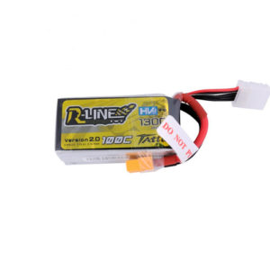 Tattu R-Line V2.0 1300mAh 100C 4S- Manolos Hobbies