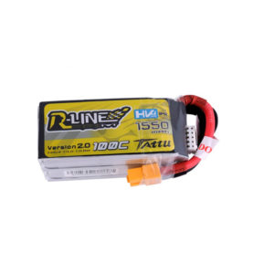 Tattu R-Line V2.0 1550mAh 100C 4S - Manolos Hobbies