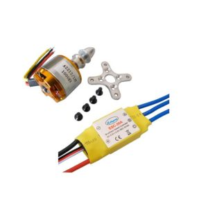 Brushless Motor 1000kv + 30a ESC Combo - Manolos Hobbies