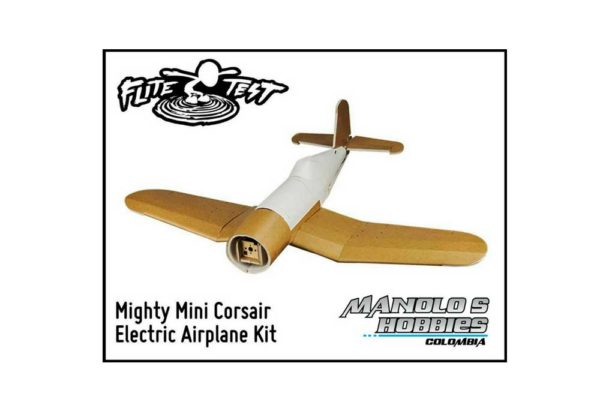 Flite Test Mighty Mini Corsair-Manolos Hobbies