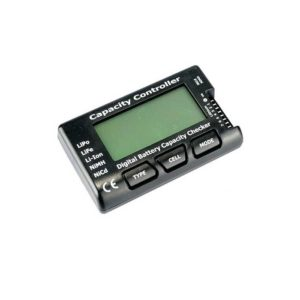 CellMeter-7 Battery Capacity Checker- Manolos Hobbies