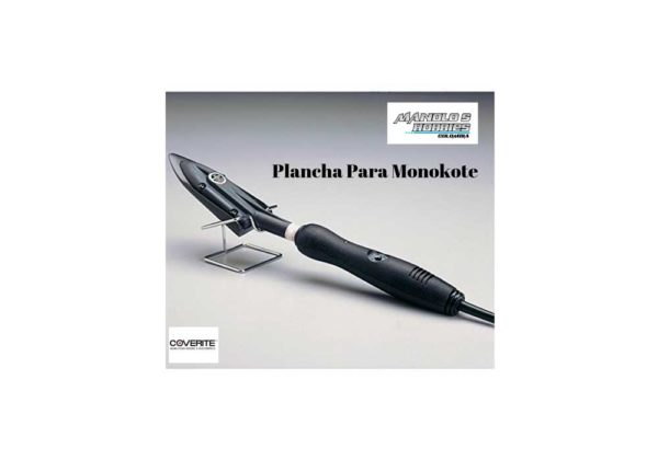 Plancha Para Monokote - Manolos Hobbies